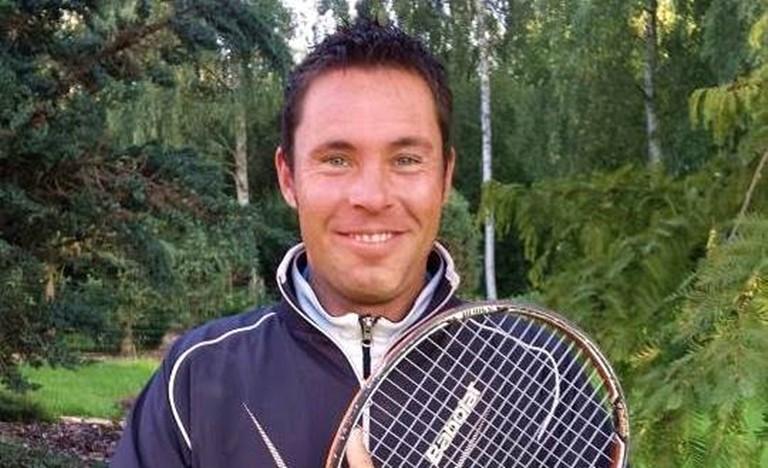 Tennistrainer Gunnar Körber